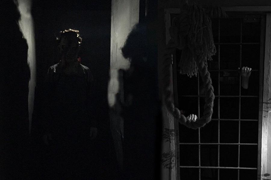 Черный квадрат ночь страха