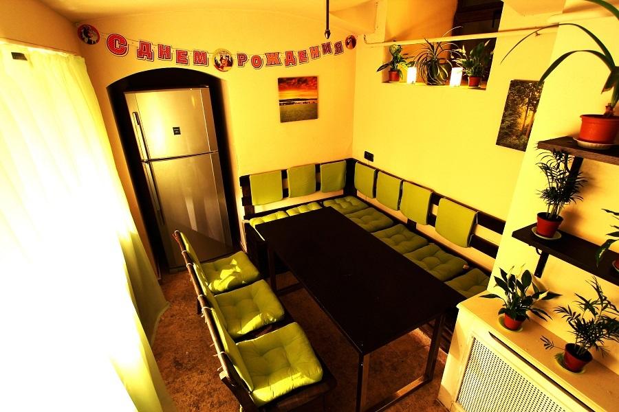 Комната отдыха локации на Красных воротах